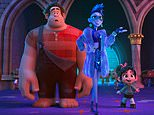 Ralph Breaks The Internet beats competition to hang on to top spot at the box office with $26m.