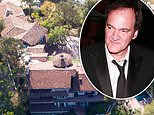 Newlywed Quentin Tarantino 'confronted' two fleeing burglars who stole jewelry from his home