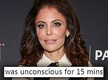 Bethenny Frankel  almost DIED from allergic reaction before being rushed to the hospital
