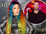Cardi B won't perform at Superbowl half-time show with Maroon 5 unless they roll out the red carpet