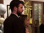 Miley Cyrus and Liam Hemsworth got their marriage license just DAYS before wedding