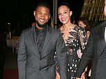 Usher officially files for divorce from wife Grace Miguel after announcing their separation in March