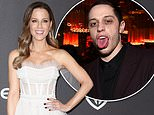 Kate Beckinsale and Pete Davidson 'leave Golden Globes party together'