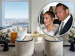 Jennifer Lopez and Alex Rodriguez looking to sell three-bedroom NYC penthouse for $17.5 MILLION