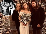 Miley Cyrus 'doesn't really care' that Liam Hemsworth's friend revealed their surprise wedding