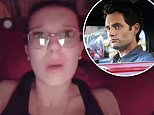 Millie Bobby Brown, 14, defends Penn Badgley's stalker character in You