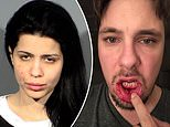 90 Day Fiancé's Larissa Dos Santos Lima charged with domestic violence after alleged attack spouse