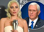 Lady Gaga RIPS VP Mike Pence as a 'disgrace' following anti-LGBTQ controversy involving his wife