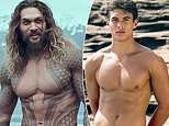 Jason Momoa smolders in resurfaced Baywatch photos from 2000
