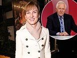 Fiona Bruce, 54, is set to become the first female presenter of flagship BBC show Question Time