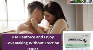 Use Cenforce and Enjoy Lovemaking Without Erection Issues – Healthymenstore Ed Online Pharmacy
