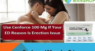 Win your erection issues and have fun on bed with Cenforce