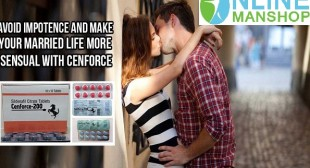 Have pleasurable evenings with your partner by using Cenforce (Posts by JohnWatson)