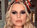 Jessica Simpson complains she has 'anxiety and insomnia'