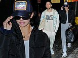 Kendall Jenner goes incognito in trucker cap and shades