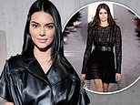 Kendall Jenner sits front row of star-packed Longchamp show as she watches model Kaia Gerber