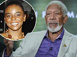Morgan Freeman out in LA in first public appearance since his step-granddaughter's murder trial