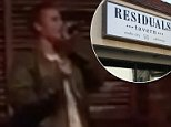 Jack Daniels alone and a karaoke version of Great Balls of Fire in a strip mall bar – how Justin Bieber spent the night as celebrities partied at the VMAs