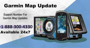 Garmin map update