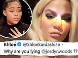 Khloe Kardashian blasts Jordyn Woods after her Red Table Talk interview