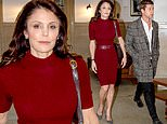 Bethenny Frankel brings along beau Paul Bernon for support as custody battle with ex rages on