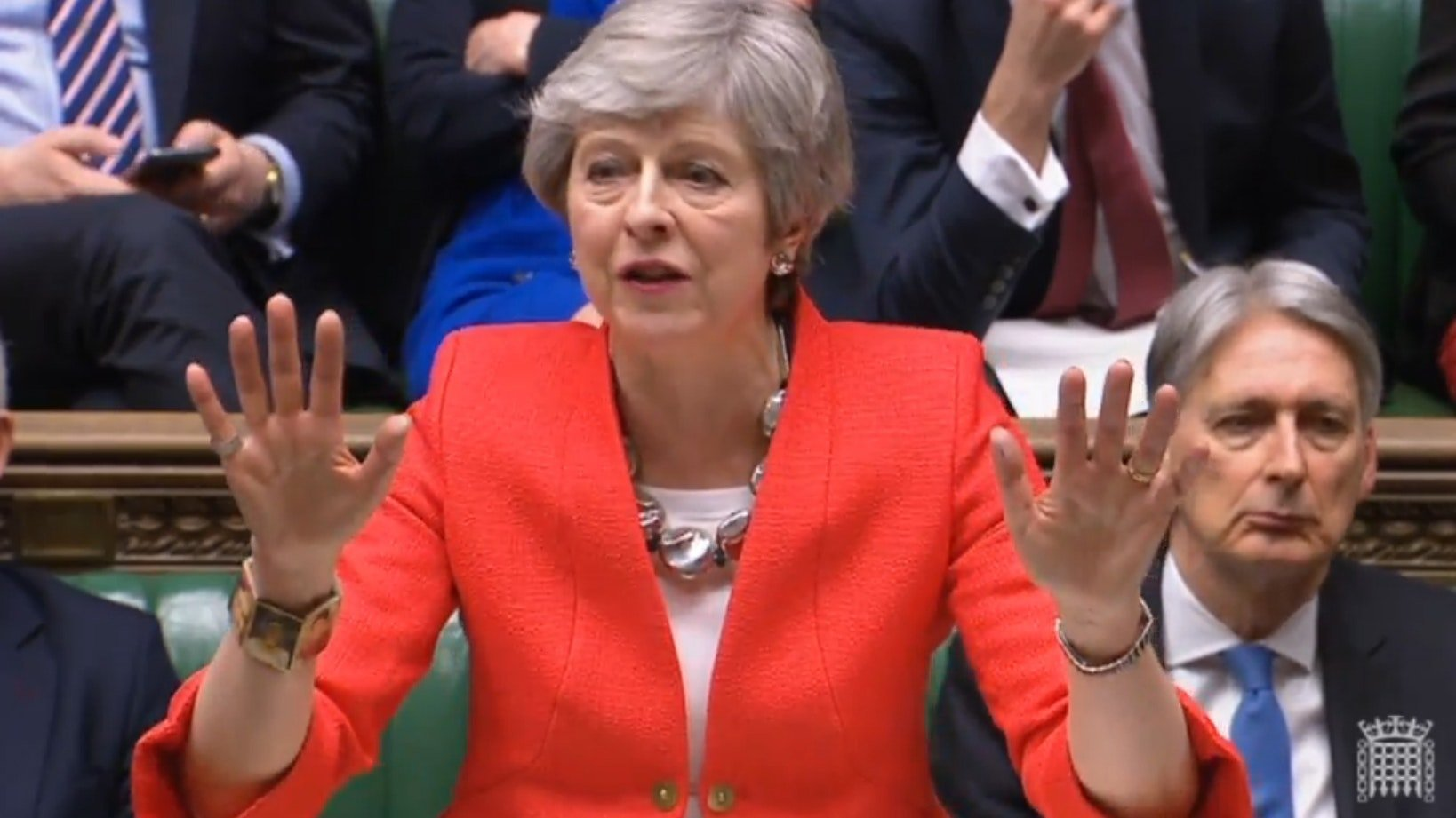 Brexit Set For Delay After Parliament Rejects Theresa May's New EU Plan