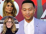 John Legend weighs in on college bribery scandal involving Felicity Huffman and Lori Loughlin