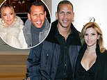 Alex Rodriguez's ex-wife Cynthia Scurtis says she is  'happy' for him and Jennifer Lopez