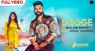DODGE LYRICS – GURLEZ AKHTAR