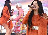 Kacey Musgraves marks Coachella debut by bringing 90-year-old Instagram star Baddie Winkle on stage