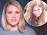 Elizabeth Smart seen for the first time her new television show Smart Justice The Jayme Closs Case