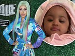 Cardi B says Kulture is 'slice of heaven' and she's trying best to balance parenting with her career