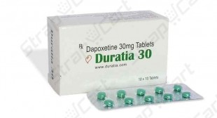 Duratia 30mg : India, Reviews, Side effects | Strapcart