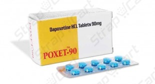 Poxet 90mg : Review, Uses, India Price | Strapcart
