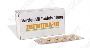 Zhewitra 10mg : How to Use, Review, Price | Strapcart