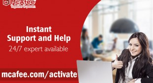 mcafee.com/activate – Enter 25-digit activation code – McAfee Activate