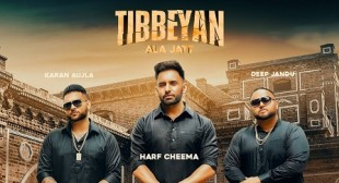 TIBBEYAN ALA JATT Lyrics – Harf Cheema
