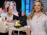 Reese Witherspoon fights Ellen DeGeneres over who has the better friendship with Jennifer Aniston