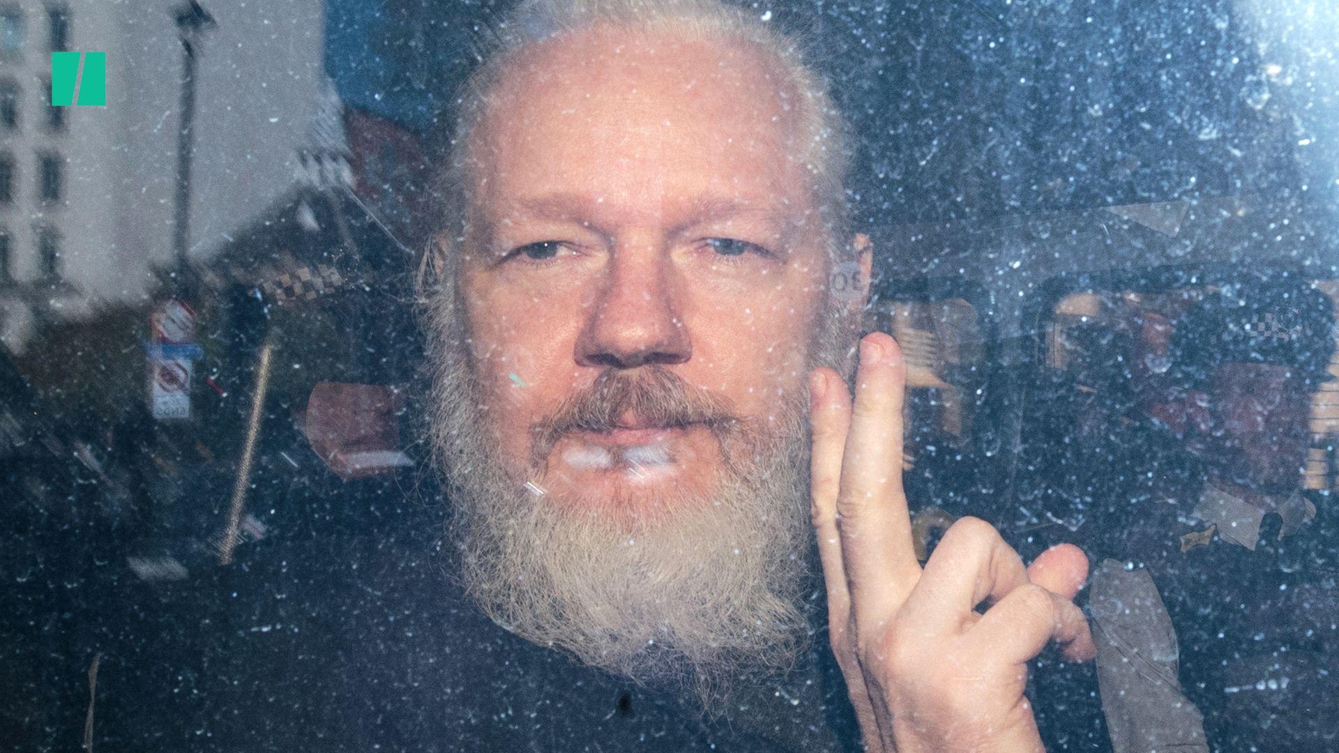Sweden Restarts Julian Assange Rape Case