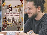 Game of Thrones behind-the-scenes photos released ahead of two-hour documentary The Last Watch