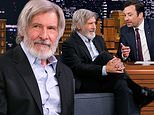 Harrison Ford pays tribute to Star Wars co-star Peter Mayhew and Indiana Jones on Tonight Show