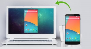 How to Mirror Android Screen to Projector – mcafee.com/activate