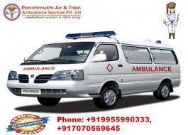 Low-cost Ambulance Service in Gurgaon by Panchmukhi Ambulance