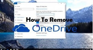 How to Remove or Disable OneDrive on Windows 10 – norton.com/setup