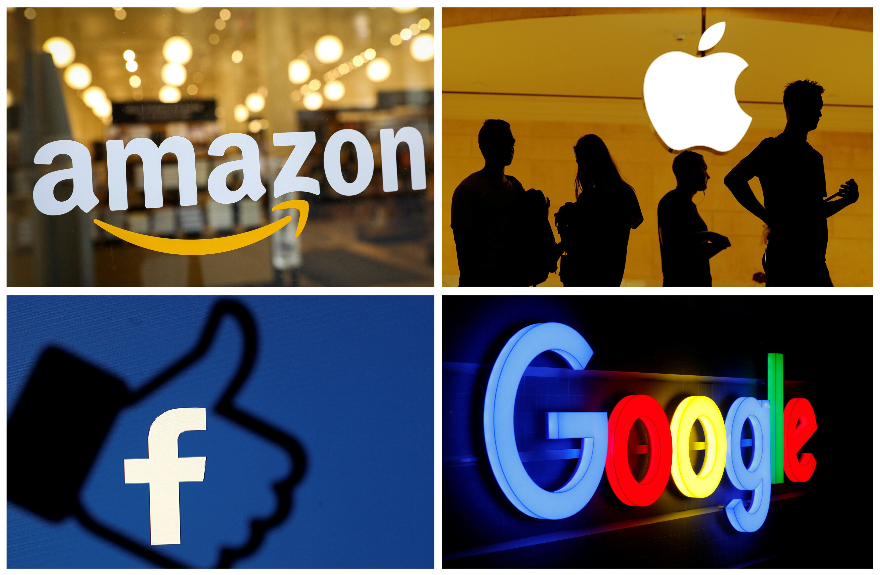 U.S. Moving Toward Major Antitrust Investigation Of Tech Giants