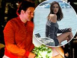 Newly single Bradley Cooper enjoys a night out in Hollywood as ex Irina Shayk explores Iceland