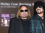 Mötley Crüe threaten legal action against Reelz Channel for airing 'lying' unauthorized documentary