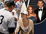 Jennifer Lopez reveals she felt 'weird electricity' when she first met fiance Alex Rodriguez in 2005
