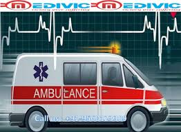 An Affordable Ambulance Service in Patna by Medivic Ambulance