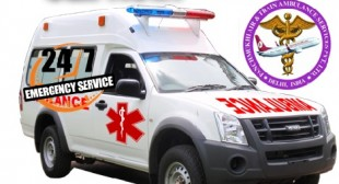 Road Ambulance services in Ghaziabad at an Economical Fare